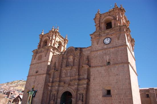 Cathédrale de Puno