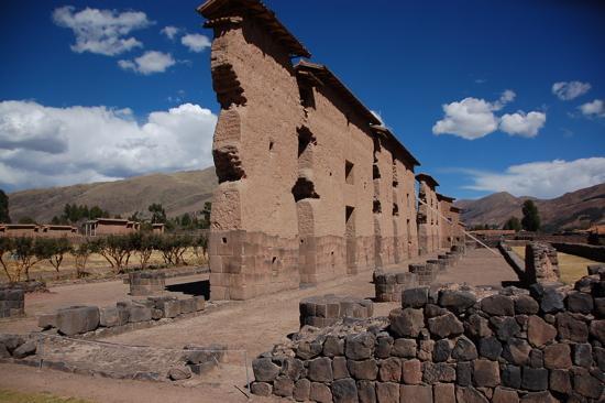 Ruines incas de Raqchi