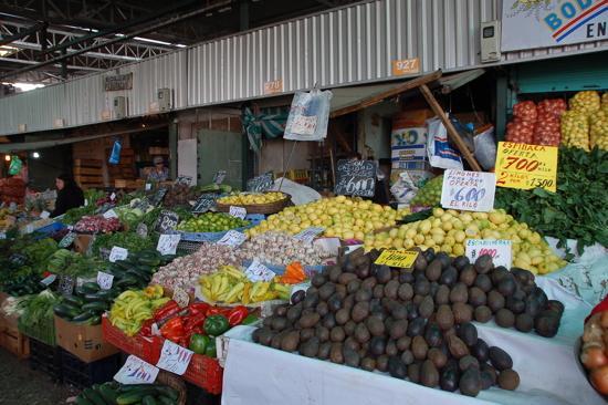 Au marché Vega