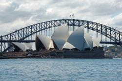 Opera House et Harbour Bridge réunis